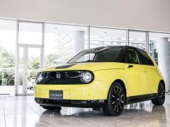 【ホンダ e】ついに価格が発表された小型EVは、先進性を突き詰めた「2030年のクルマ」