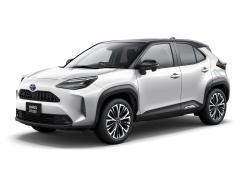 トヨタ、新型車「ヤリス クロス」を発売