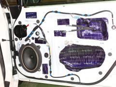 インナーパネルの制振 音質アップDIY PART1-3