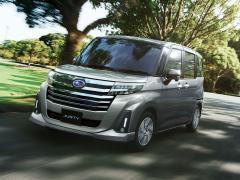 スバル、軽乗用車「ジャスティ」一部改良モデルを発売