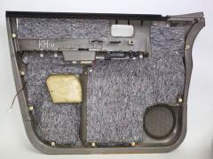 ドアまわりの制振&風切り音対策 音質アップDIY PART2-4