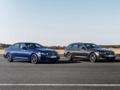 BMW、「5シリーズ セダン/ツーリング」をマイナーチェンジ
