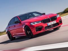 BMW、「5シリーズ セダン」のMモデルをマイナーチェンジ