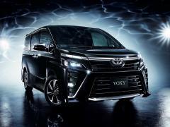 トヨタ、ヴォクシー&ノアに上質感&快適性を高めた特別仕様車を設定