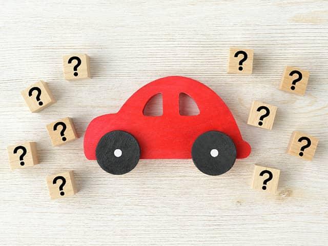 車検証に記載されている情報とは?
