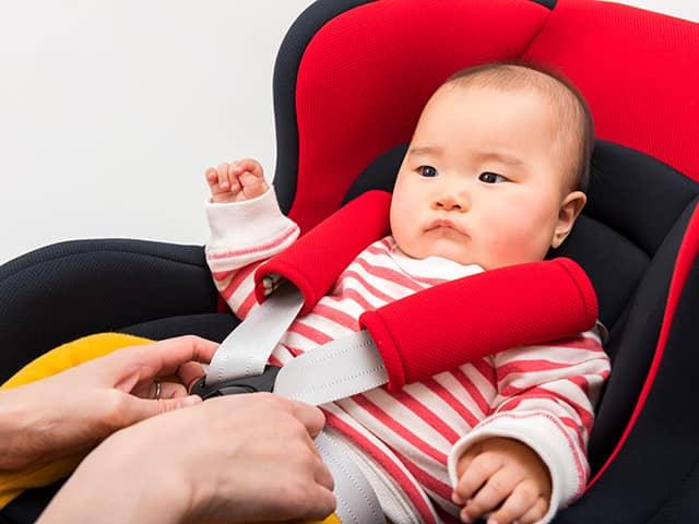 赤ちゃんが熱中症になってしまう危険性