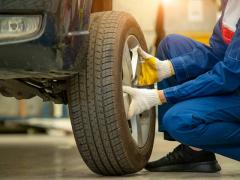 タイヤの空気圧は高すぎてもダメ?正しい点検・調整方法について解説
