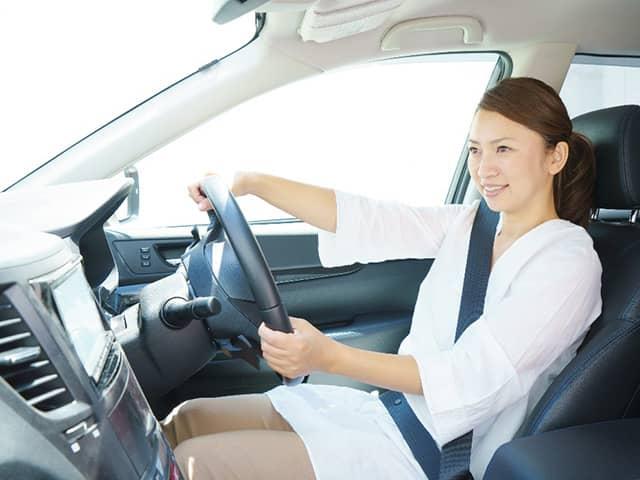 運転中にシートが蒸れることへの対策は?