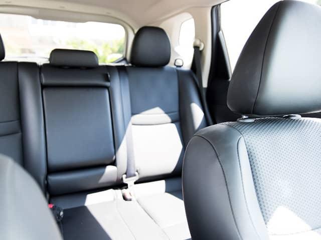 車のシートの通気性について
