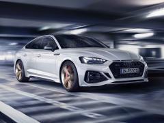 アウディ、「A4 アバント/A5シリーズ/TT」のRSモデルを一部改良&限定車を設定