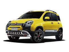 フィアット、ポップなパステル イエローの限定車「パンダ クロス 4×4」を発表