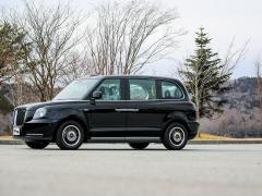 LONDON TAXI IS NOW IN JAPAN!