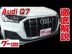 【アウディ Q7】4M 45 Sラインリミテッド グーネット動画カタログ