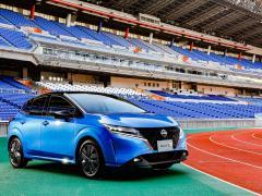 【日産 ノート】全車第2世代「e-POWER」を搭載してフルモデルチェンジ!