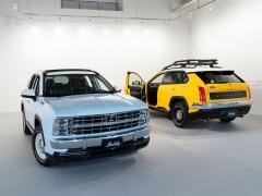 ミツオカ、初の新型SUV 『Buddy』(バディ)を正式発表