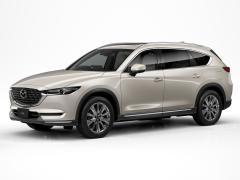 マツダ、「CX-8」の改良を発表。発売は12月17日から
