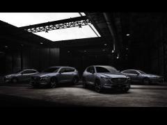 マツダ、特別仕様車 「Black Tone Edition」シリーズを発売