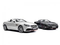 メルセデス・ベンツ、「SLC 180」「AMG SLC 43」の特別仕様車予約受付開始