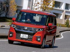 SUZUKI 新型ソリオ公道インプレッション