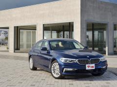 【BMW 5シリーズ】先代なら100万円の予算から探せるBMWのプレミアムセダン