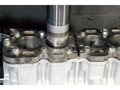 HONDA S600のエンジン全バラ&OH! その4