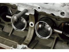 HONDA S600のエンジン全バラ&OH! その7