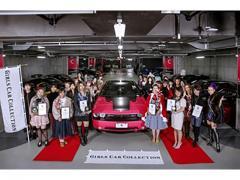 男子禁制? 車女子の祭典 GIRLS CAR COLLECTION