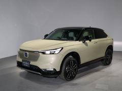 【新型世界初公開 ホンダ ヴェゼル】登場は4月! 人気SUVが新たに生まれ変わる