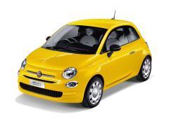 フィアット、内外装にイエローを採用した500/500Cの限定車「ミモザ 2」を発売