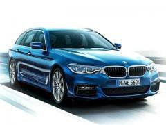 BMW、新型「5シリーズ ツーリング」を日本で発売