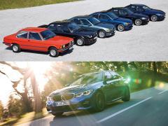 BMW 3シリーズ 語り継がれる名車の系譜 vol.4 