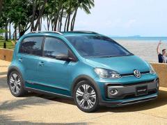VW、コンパクトカー「up!」にクロスオーバータイプの限定車を追加