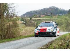 トヨタ FIA世界ラリー選手権「クロアチア・ラリー」への参戦を発表