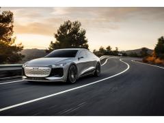 アウディ 次世代の電気自動車「A6 e-tron コンセプト」を上海モーターショーにて発表