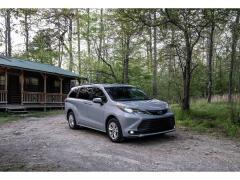 米国トヨタ 新型シエナのアウトドア向け特別仕様車を今秋発売