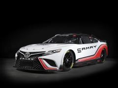 米国トヨタ「TRDカムリ」来年のNASCARカップシリーズに向けて発表