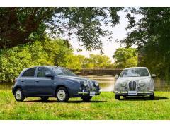 ミツオカ 期間限定特別仕様車「ノスタルジア」発表 「ビュート」「ビュート なでしこ」に設定