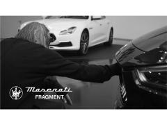 マセラティ 藤原ヒロシ氏とのコラボによる特別仕様車を6月24日に発表へ