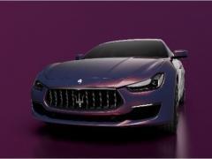 マセラティ 人気ブランドとコラボ中国向け限定車「ギブリ ハイブリッド ラブ オーダシャス」