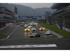 スーパー耐久シリーズ 2021 第3戦 トヨタの水素エンジン搭載車が世界初参戦で完走!