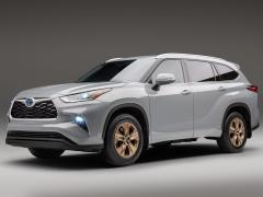 米国トヨタ SUVハイランダーにブロンズ エディション登場 今年後半発売予定