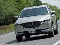 MAZDA CX-8 試乗インプレッション【改良新型】