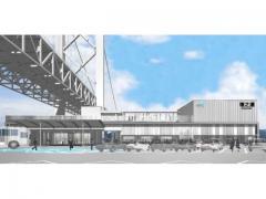壇之浦PA(下り線) 海鮮市場体験エリアとして6月19日にリニューアルオープン