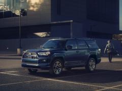 4ランナーに『TRD スポーツ』を設定、米国トヨタの中心的SUV オンロード性能を強化