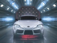 GRスープラ A91-CF(カーボンファイバー)エディション 特別仕様車を北米限定で発売