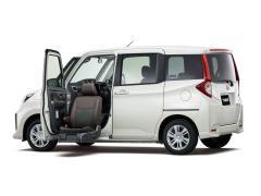 トールに福祉車両「トール シートリフト」発売 リモコン操作可の助手席シートリフトを装備