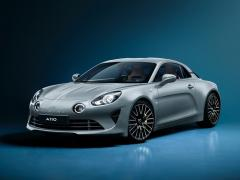 アルピーヌ A110 リネージ GT 2021受注開始 世界300台のみの限定車