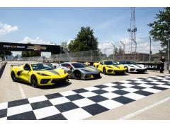 コルベットスティングレー IMSA GTル・マン制覇記念の特別仕様車を米国で発表 シボレー