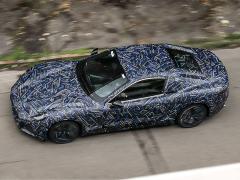 マセラティ 新型グラントゥーリズモはブランド初の電気自動車(EV) 欧州でプロトタイプ公開