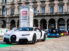 ブガッティ 新型シロン スーパースポーツ&ボリード初公開 ミラノ モンツァ モーターショー